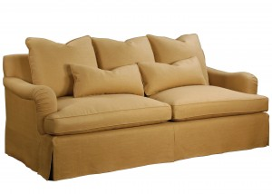 Shown With Upholstered Finish